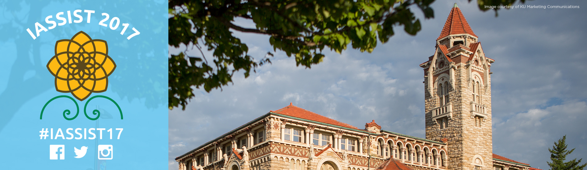 Dyche Hall, University of Kansas Campus